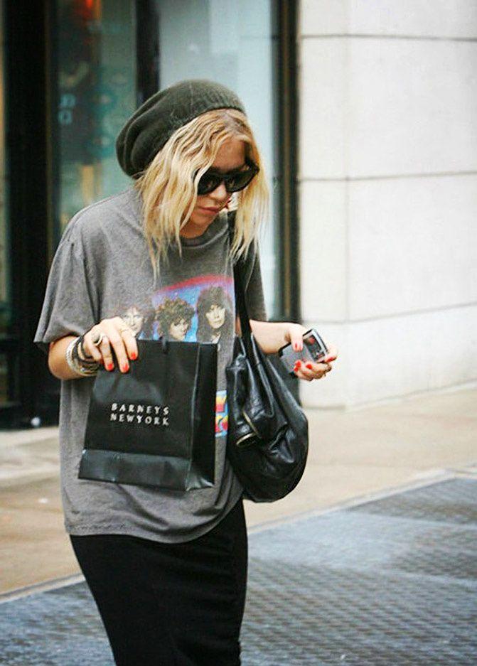 Mary Kate Olsen, Ashley Olsen, Fashion Inspiration