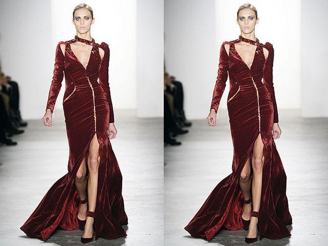 Fashion, Velvet, Style