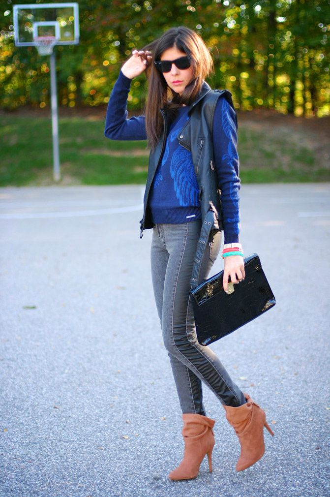 supertrash fashion outfit, forever 21, suede ankle boots