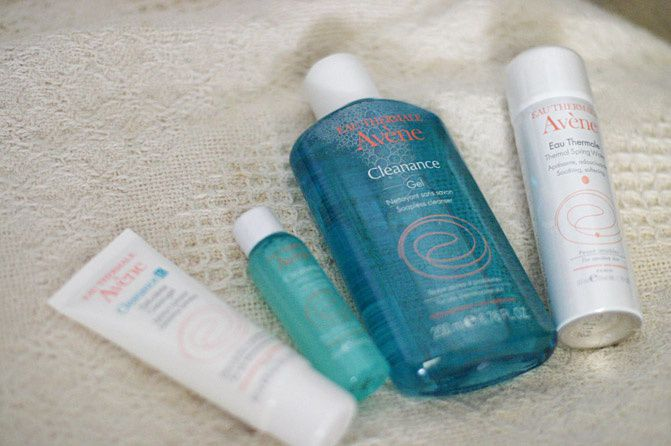 Avene Cleanance, Blemish Control, Beauty, Sensitive skin