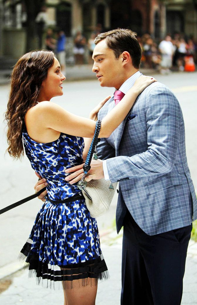 New York Style and Fashion, Blair Waldorf and Chuck Bass, Gossip girl