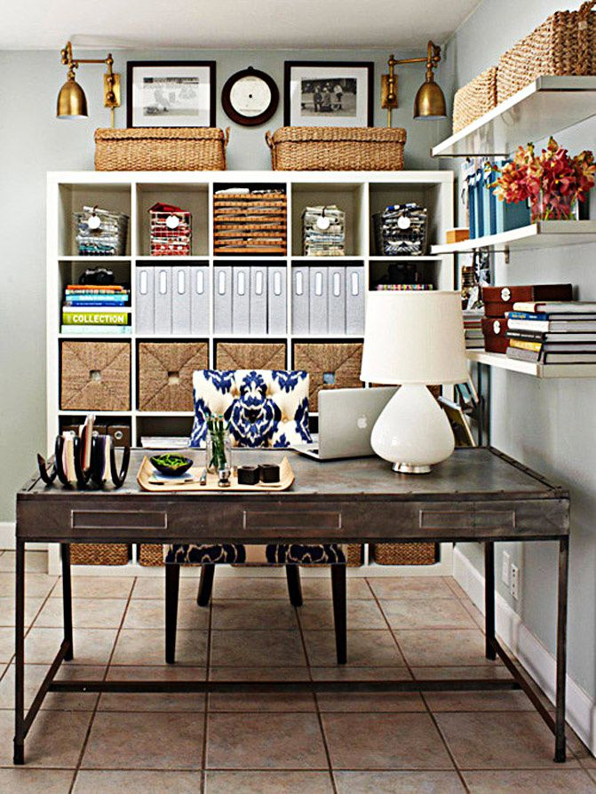 Home Office, Decor, interior decorating