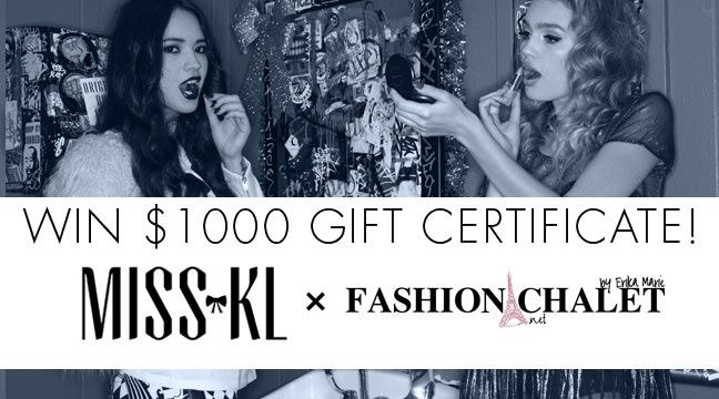 GIVEAWAY: $1000 Shopping Spree