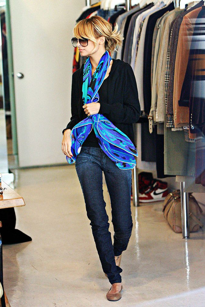 Style Icon Nicole Richie Fashion Chalet By Erika Marie