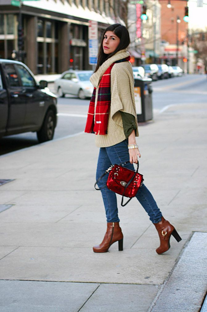 fashion, outfit, la canadienne boris boots, lancaster paris bag