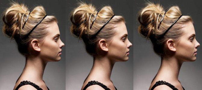 how to ballerina bun hair style, fashion, carrie bradshaw, lauren conrad