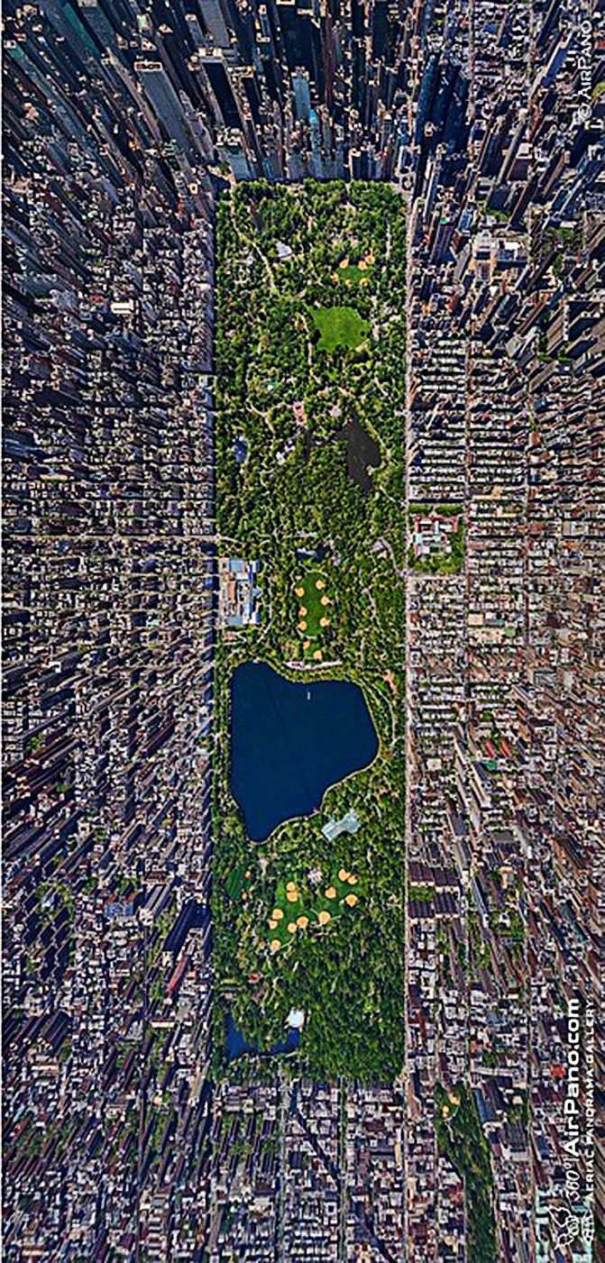 New York City, Central Park, Photography