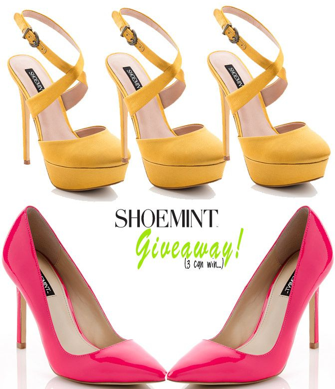 Shoemint giveaway, Rachel Bilson Shoes, Fashion