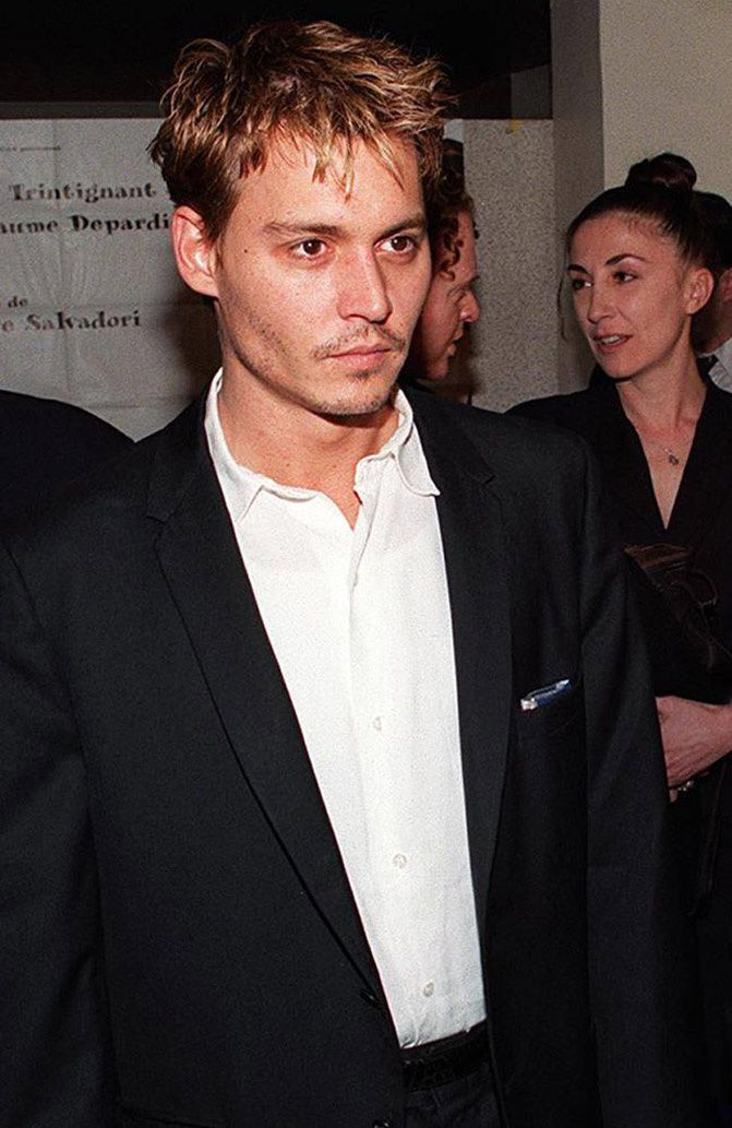 Johnny Depp Fashion