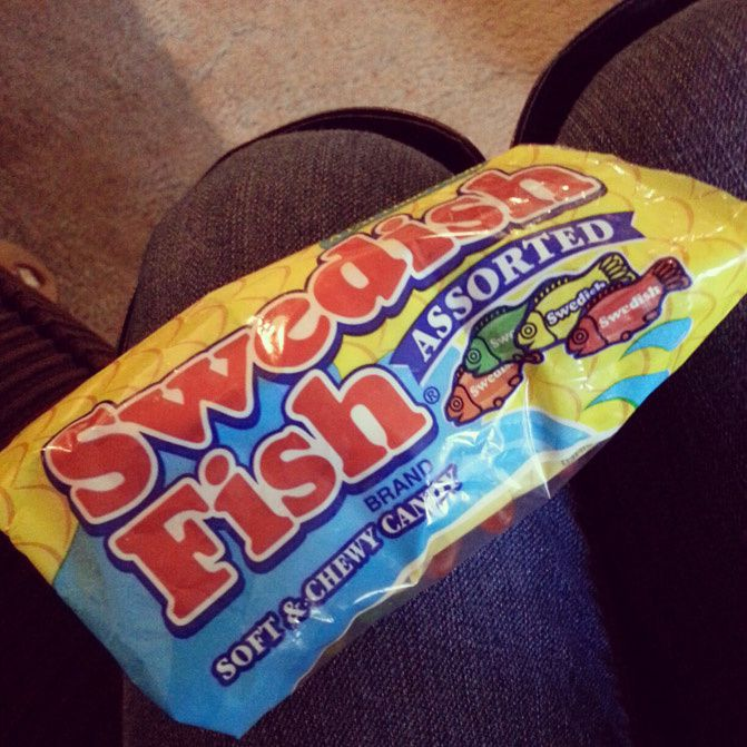 instagram, swedish fish, fashionchalet