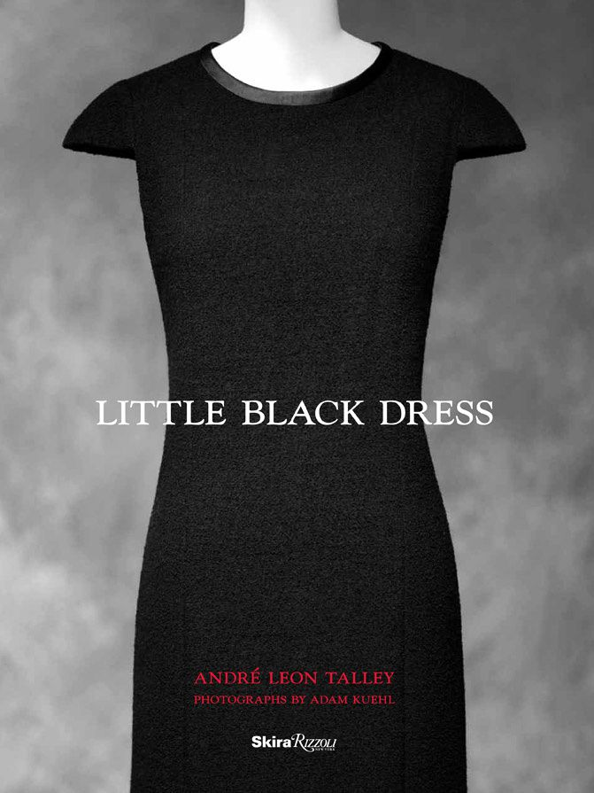The Little Black dress, Fashion Coffee Table Book, Andre Leon Talley, Audrey Hepburn