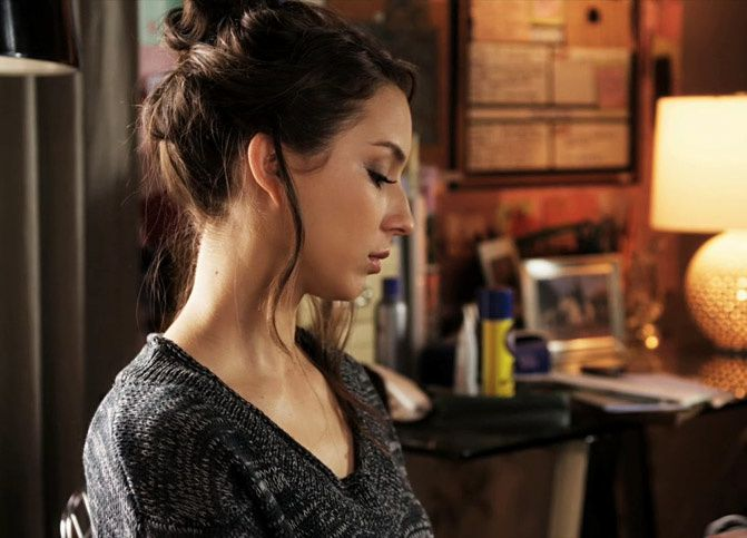 stocking cap weave hairstyles : Spencer Hastings Gives Good Hair - Fashion Chalet by Erika Marie