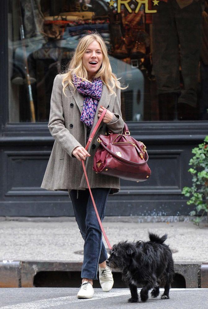 Sienna Miller style inspiration, Fashion