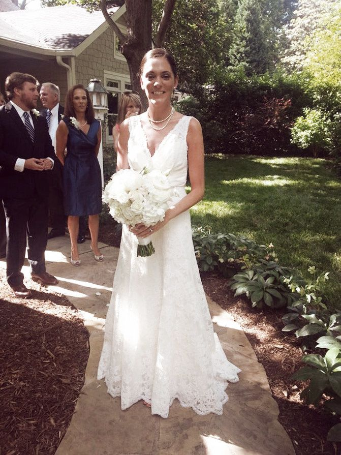 wedding dress, polkadot dress, zara white sandals