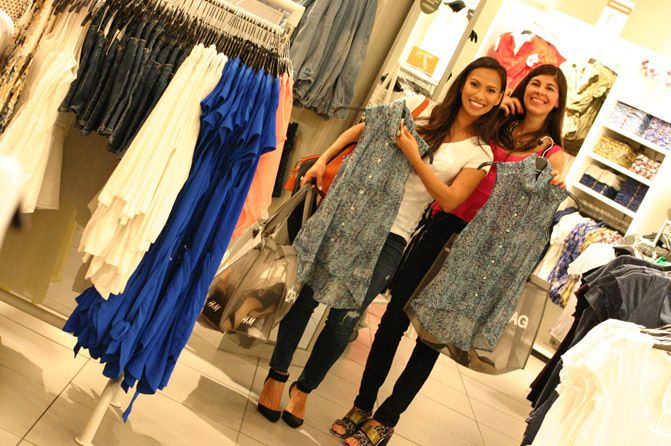 H&M Grand Opening in Raleigh Triangle Town Center, Fashion, Styling Outfits