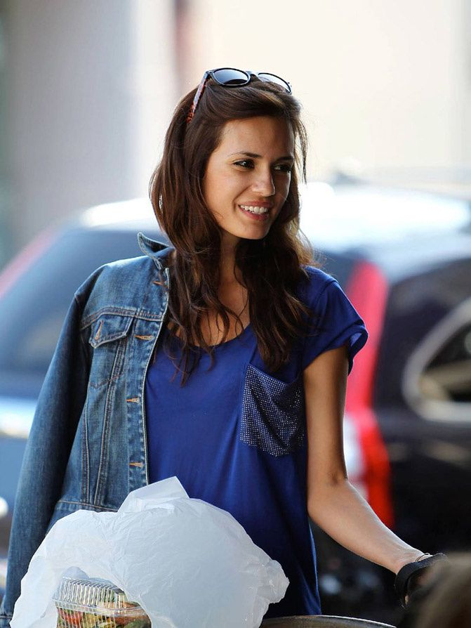 Torrey DeVitto and her Classic Style