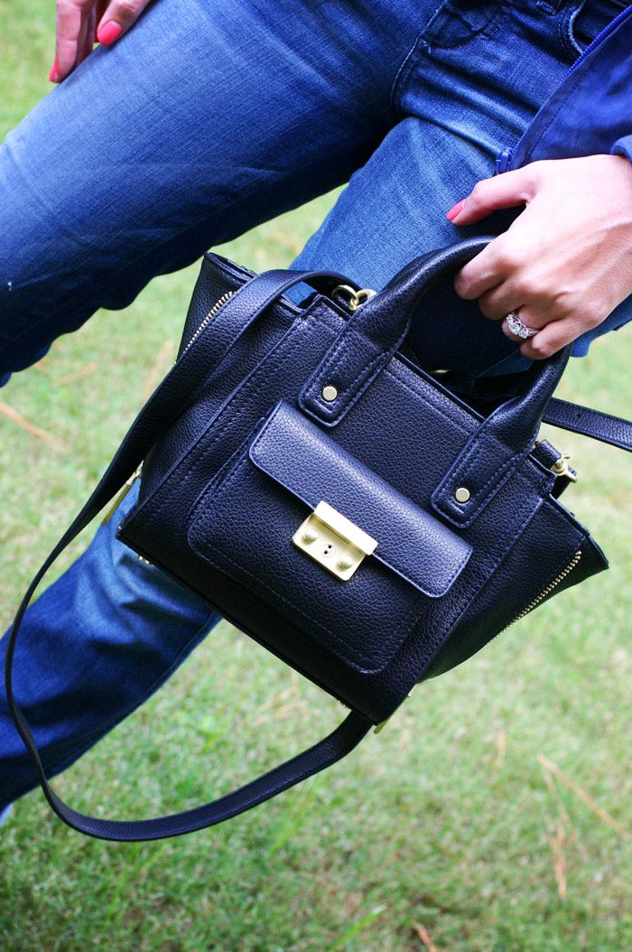 3.1 Phillip Lim Bag &quot&#x3B;Outfit Sneak Peek&quot&#x3B;