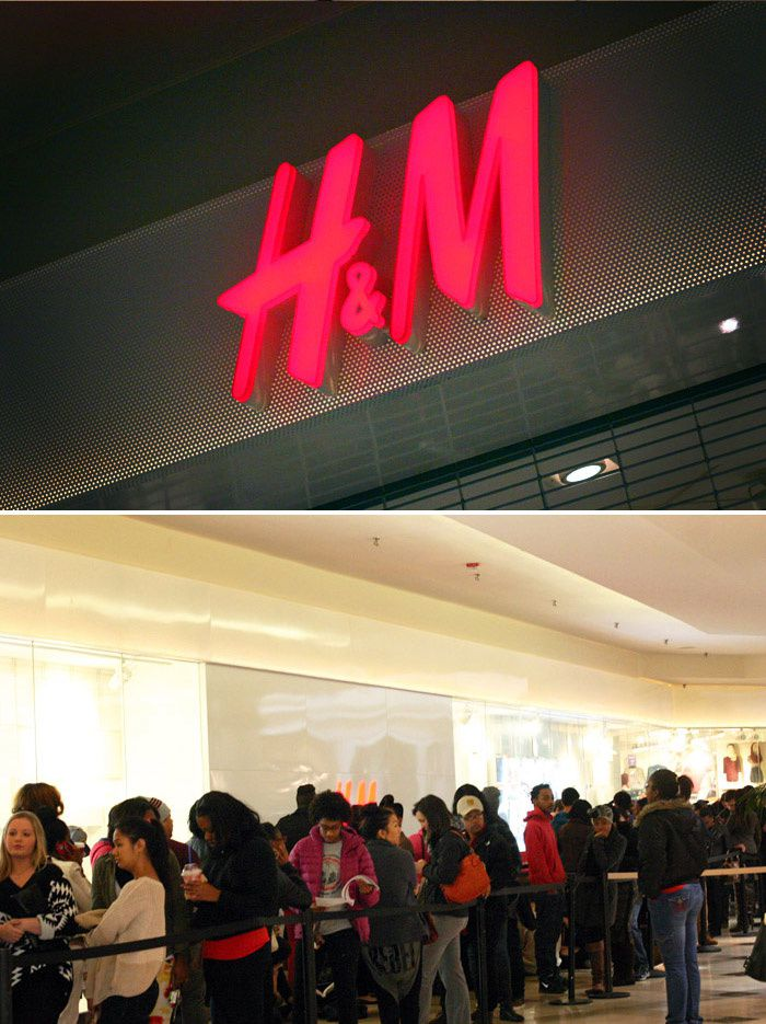 H&amp&#x3B;M Grand Opening in Greensboro NC #HMlovesNC