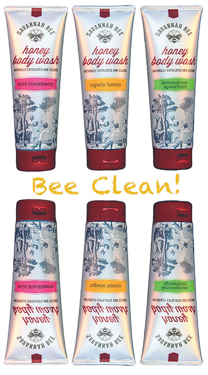 Savannah Bee Honey Body Wash