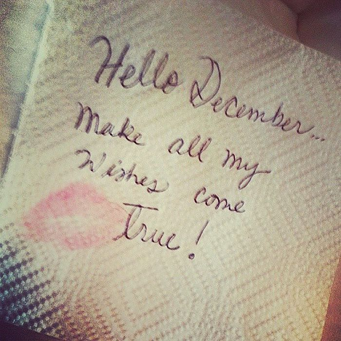 "Instagram Diary ""December"""