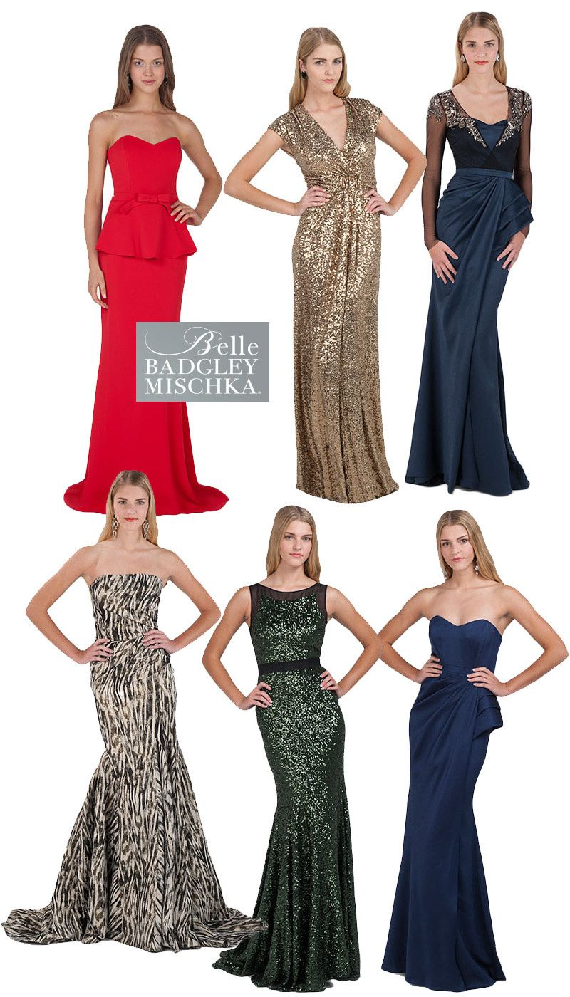 Badgley Mischka Evening Dresses - Accessories Magazine
