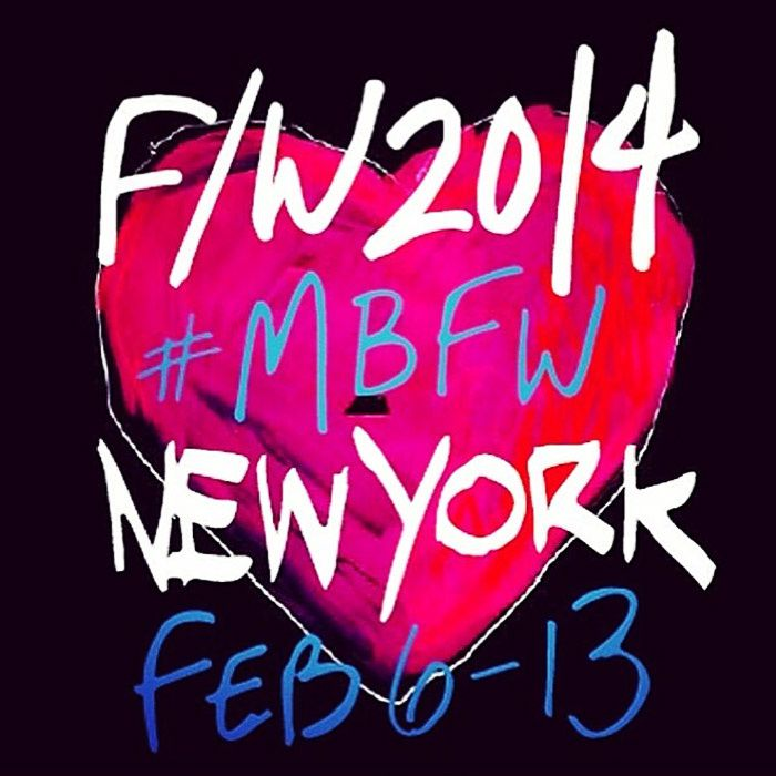 New York Fashion Week {February/Fall 2014}