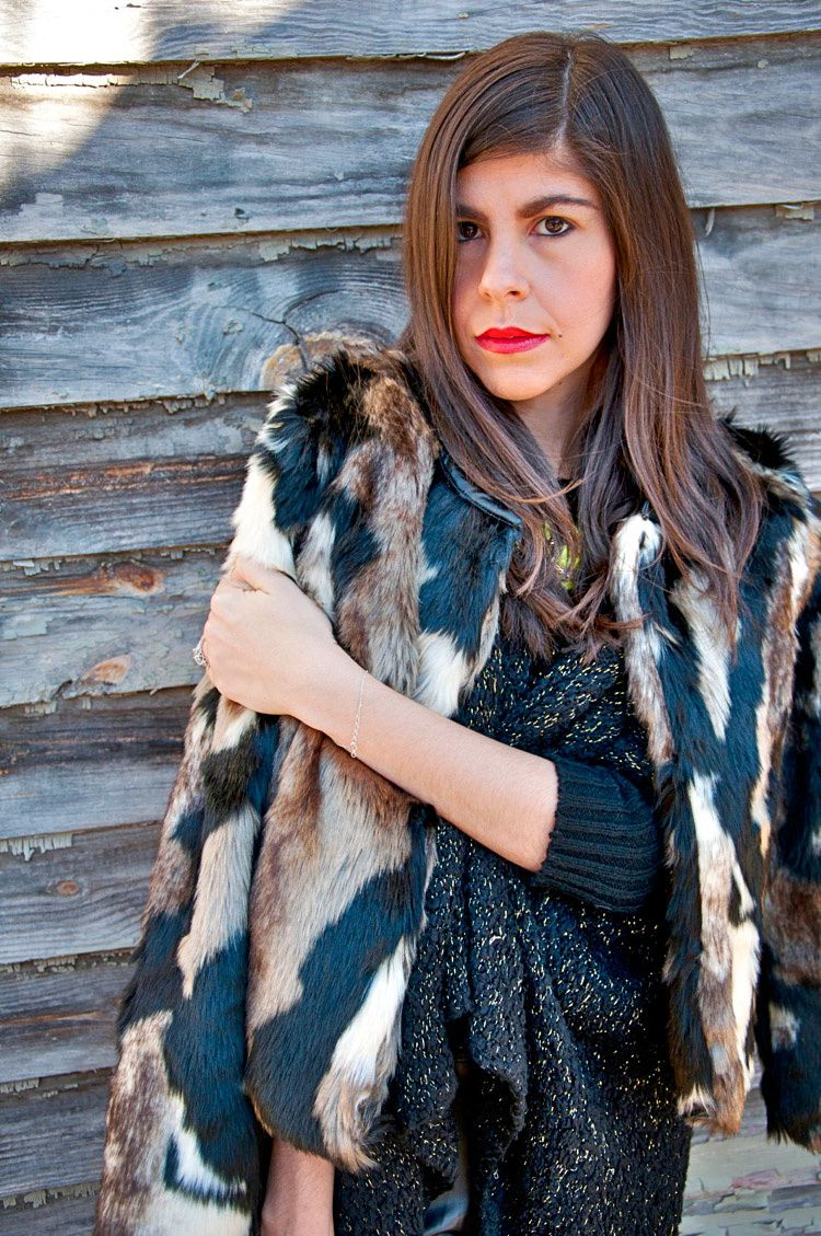 Faux Fur and Leathings