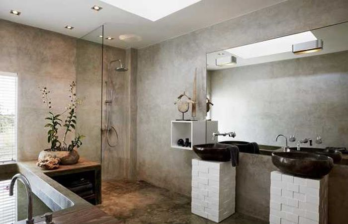Bali Bathroom Design Ideas ~ Asiatic interior design for fashion chalet by erika