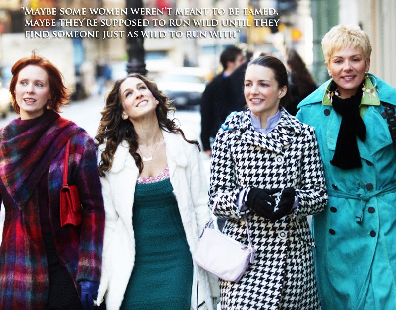Words of Wisdom, Love and Friendship on Sex and the City