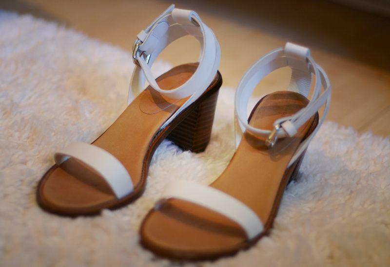 These Zara Sandals