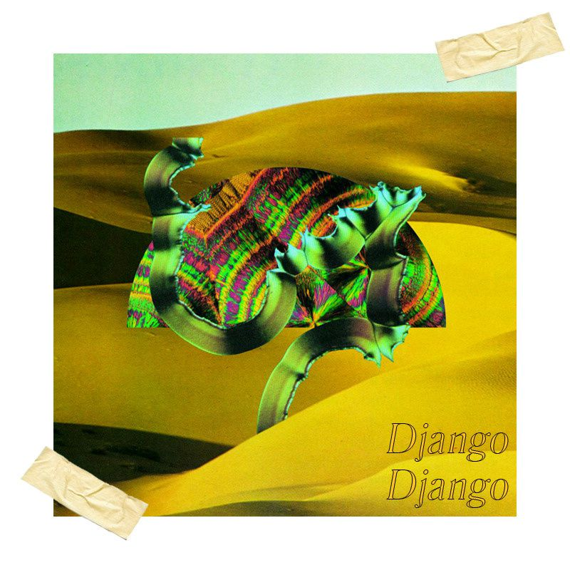 """MUSIC ON REPEAT"" Django Django"