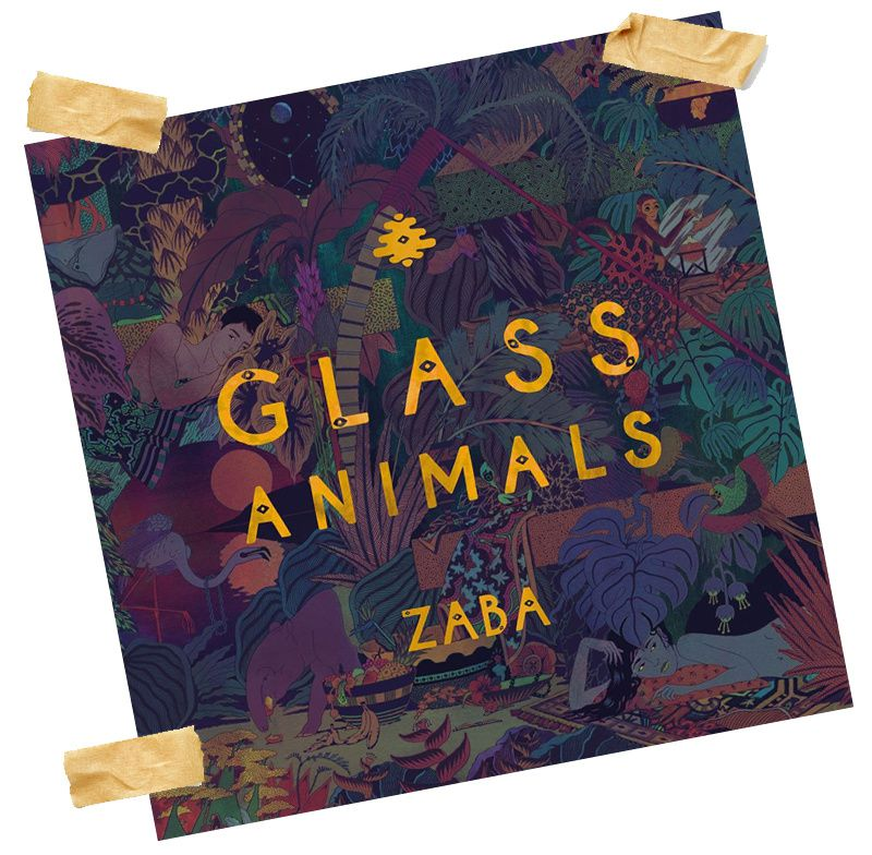 """On Repeat"" Glass Animals"