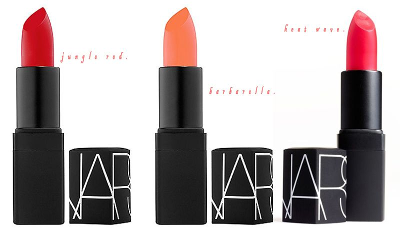 """""""New In"""" NARS Lipstick Collection"""