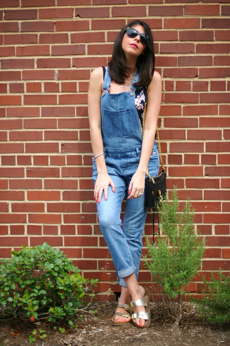 OVERALLS AND FLORALS