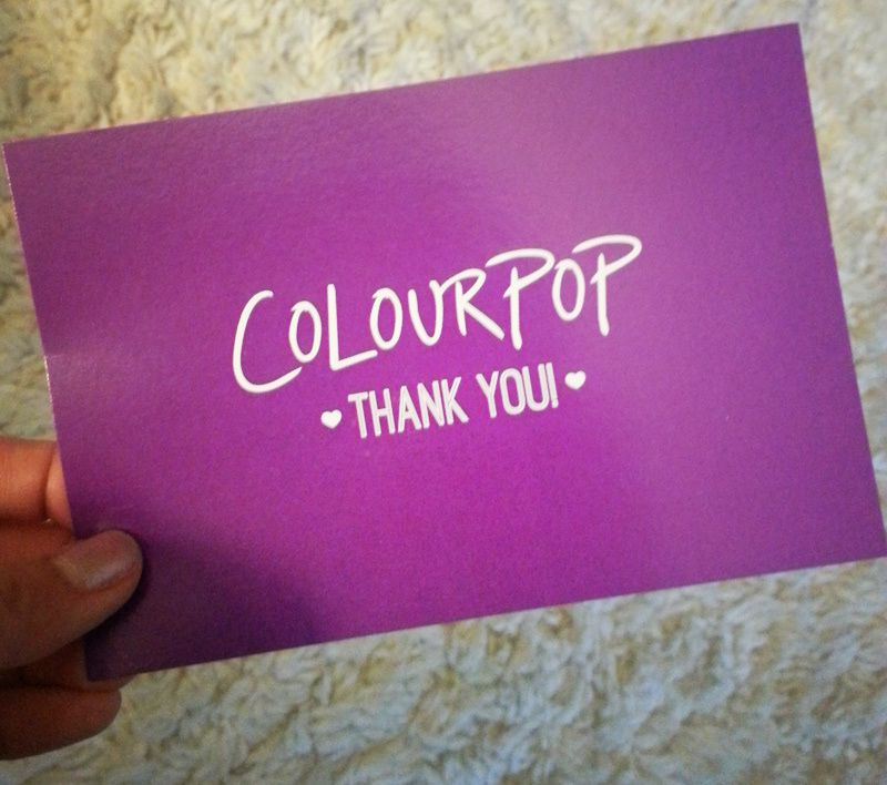 COLOUR POP EYESHADOW SWATCHES + REVIEW