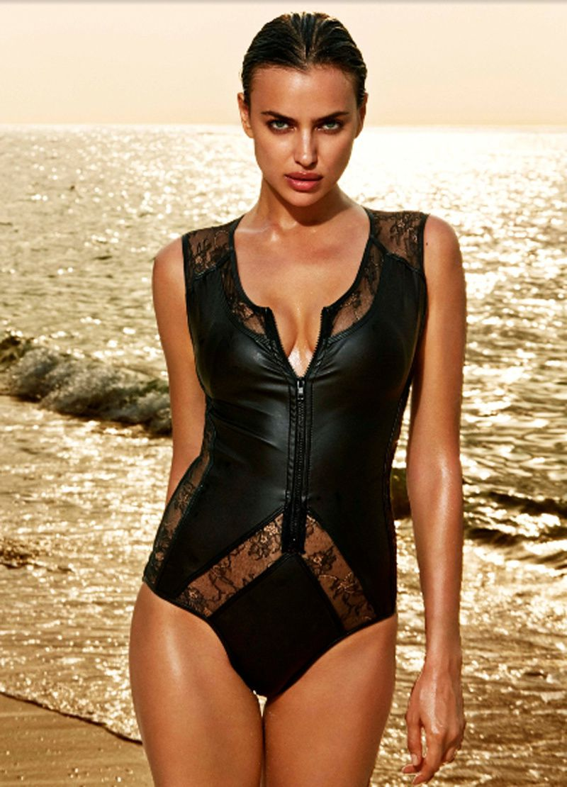 WHY WEAR BLACK SWIMSUITS?