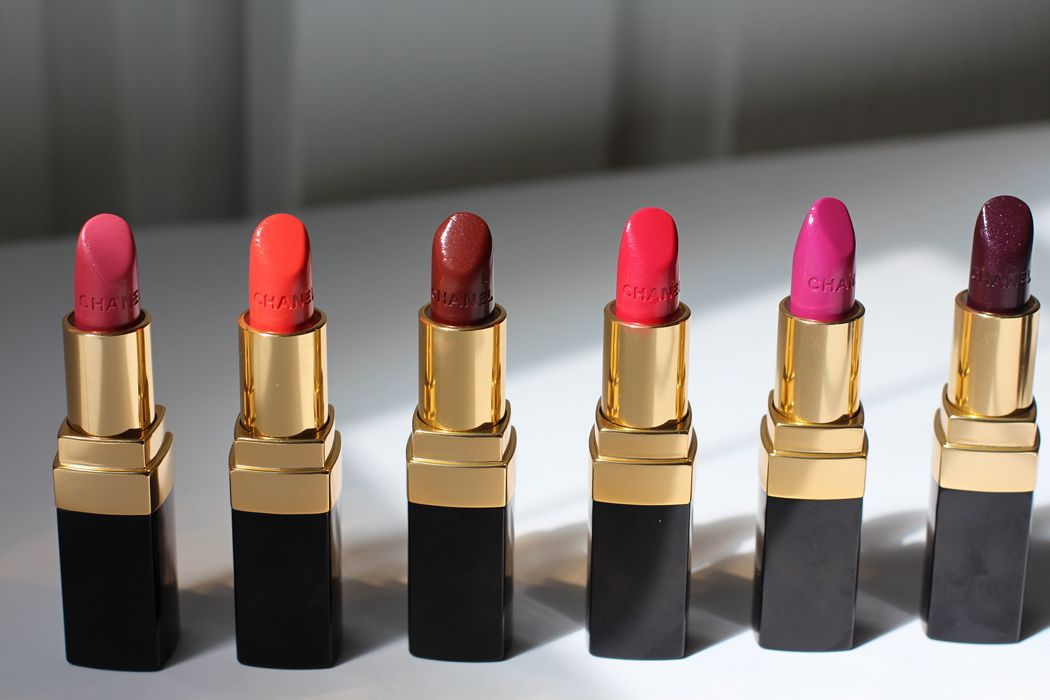 CHANEL ROUGE COCO Lipstick Review + Lip Swatches