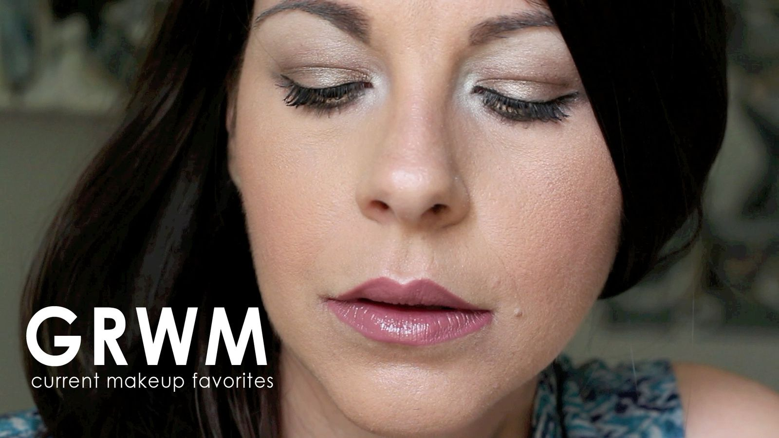 Get Ready With Me - Current Favorite Makeup Products