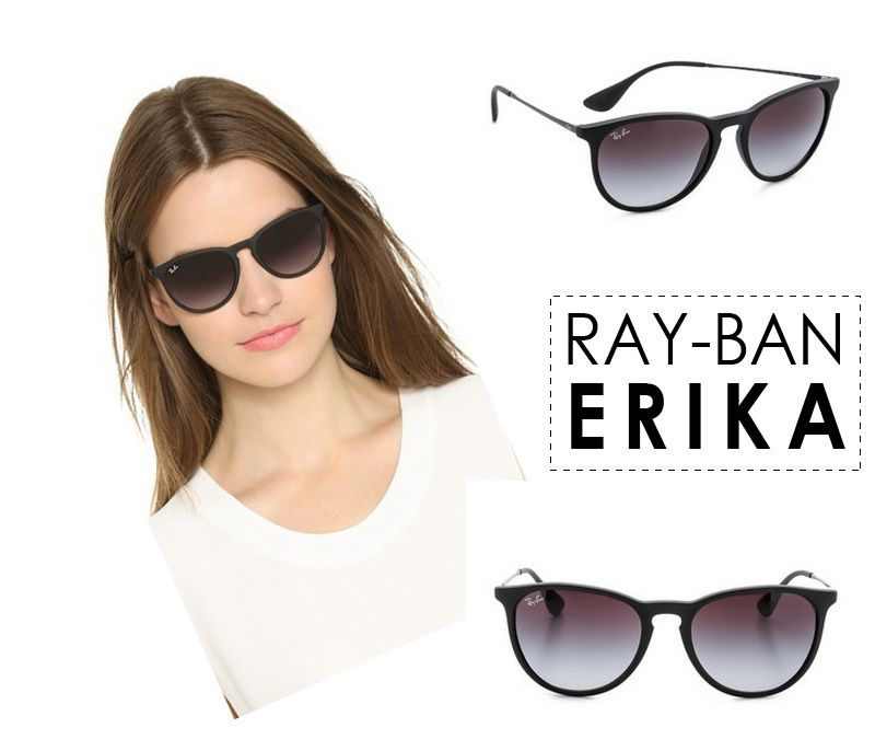 5bc9af3628a RAY BAN ERIKA SUNGLASSES - Fashion Chalet by Erika Marie