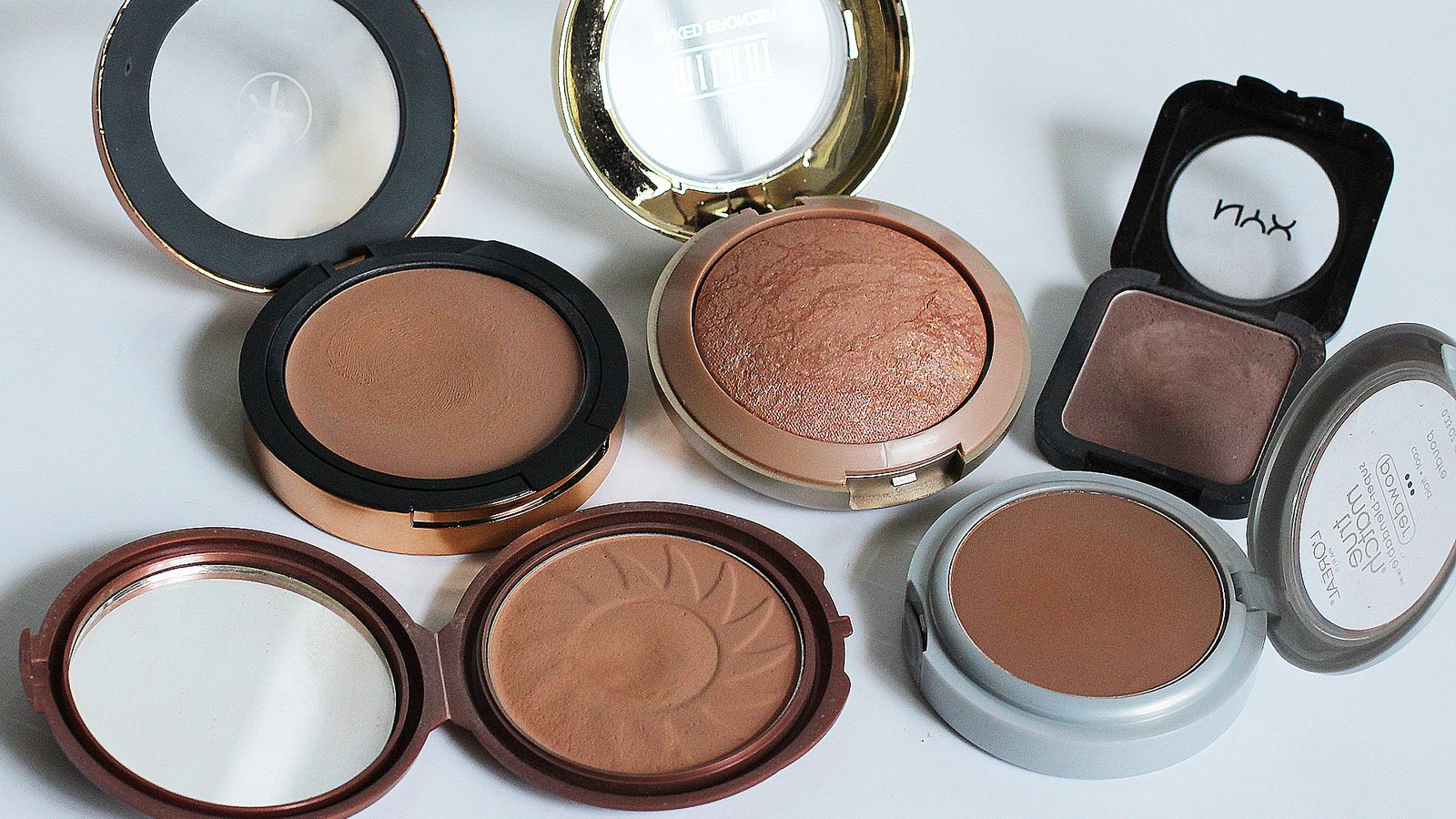 Top 5 Affordable Drugstore Bronzers