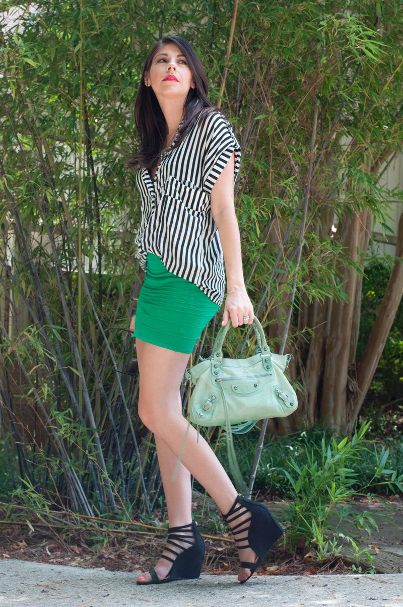 OOTD | Summer Stripes