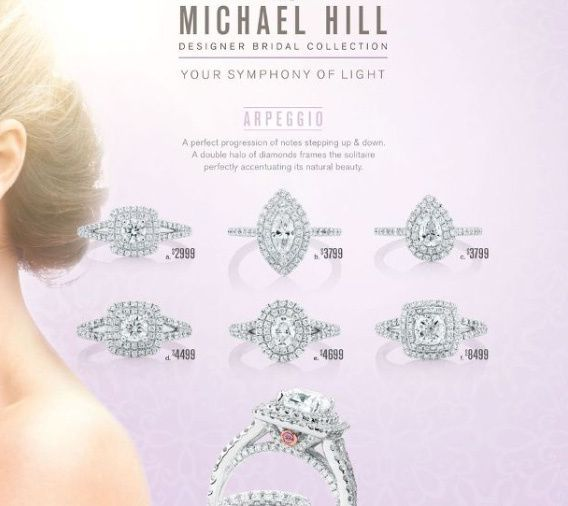 Michael hill jewelry fashion chalet by erika marie for Michael b jewelry death