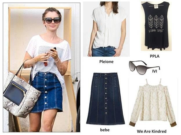 GET THE LOOK: Lily Collins