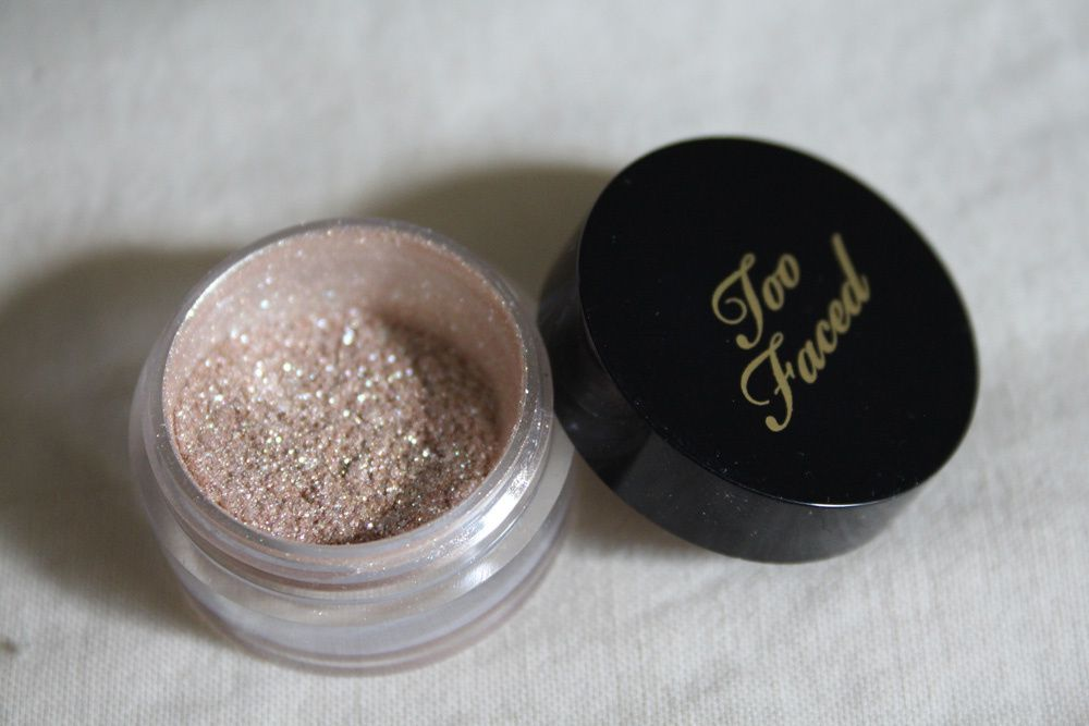Too Faced Stardust by Vegas Nay  | Swatches and Review