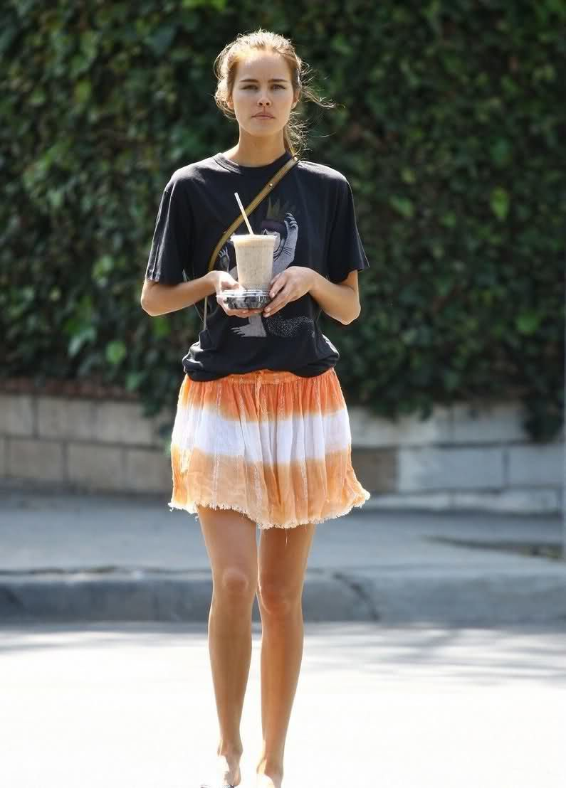 Snag Her Style | Isabel Lucas