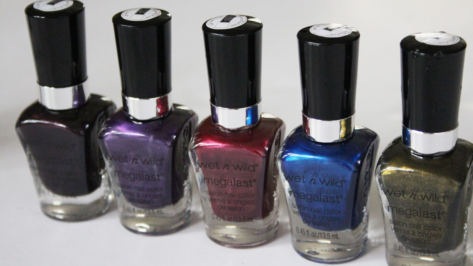 Wet 'n Wild &quot&#x3B;Here's to the Wild Ones&quot&#x3B; LE Nail Polish | With Nail Swatches