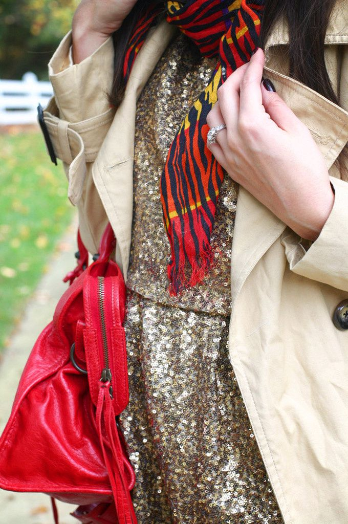 OOTD   Season of the Trench // Part 1