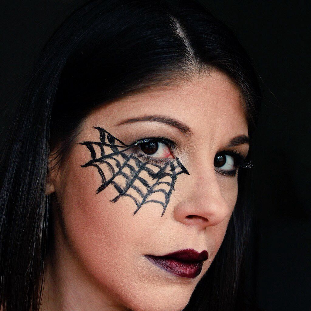 Makeup of the Day | My Halloween Makeup 2015
