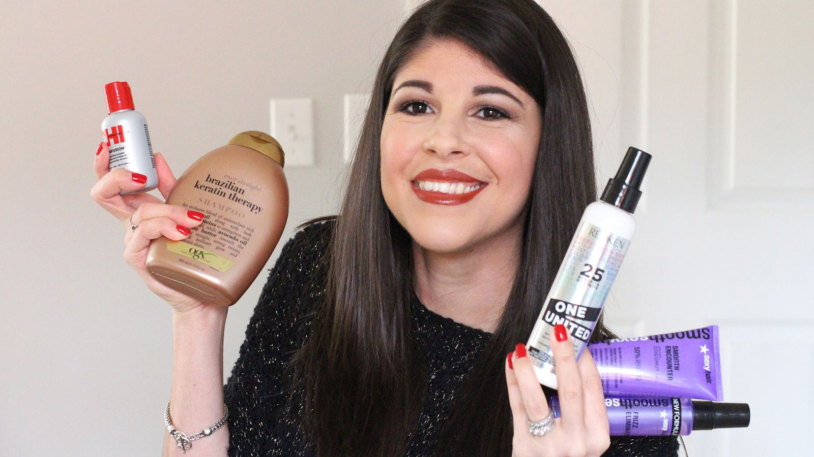 Holy Grail HAIR PRODUCTS! 2015