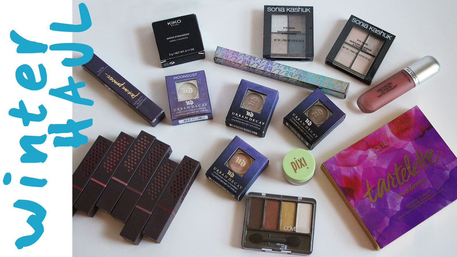 Drugstore/ULTA Winter Makeup Haul! 2015